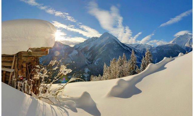 Mayrhofen-Hippach im Zillertal - der beste Platz für deinen Winterurlaub in Tirol, Österreich.